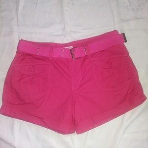 Pants - Bongo Magenta unior Shorts